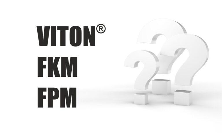 Różnice w nazwie Vito, FKM a FPM, różne określenia tego same matariału uszczelnienia technicznego